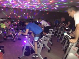 Mat Clamp's Charity Spin